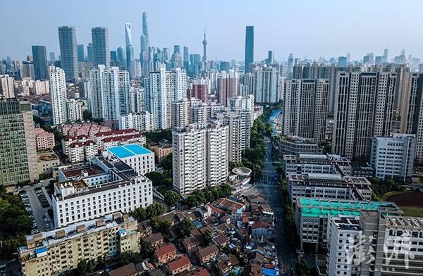 从棚户区到崛起的未来新城