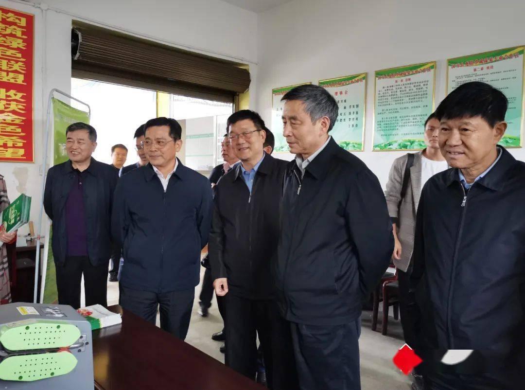 """湖南省政协赴常德、益阳调研,供销社如何成为服务""""三农""""主力军"""
