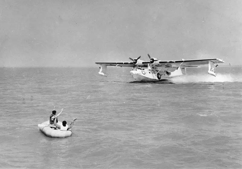 为救生艇插上翅膀,小谈各国空投式海空救援设备发展(英美篇)     第1张