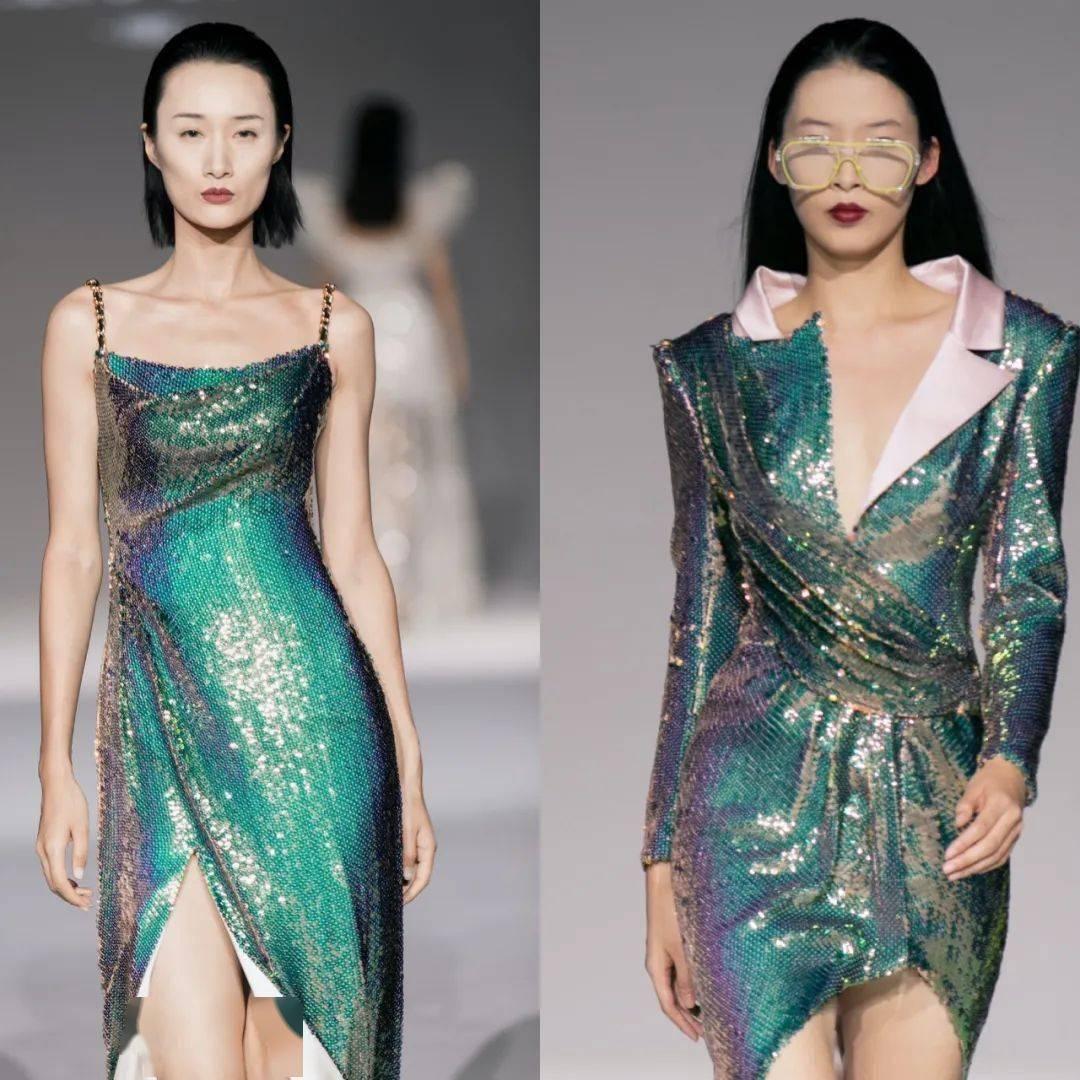 """那位装点过""""乘风破浪的姐姐们""""的设计师,决定做时装礼服了"""