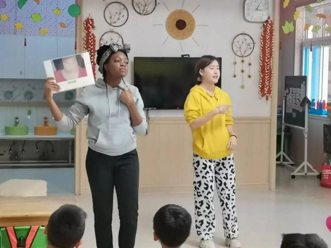 趣味外教英语——快乐学习,快乐成长