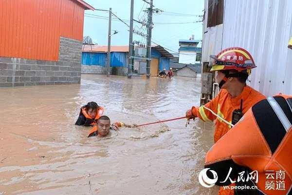 云南:今年生物灾害为近5年来最重