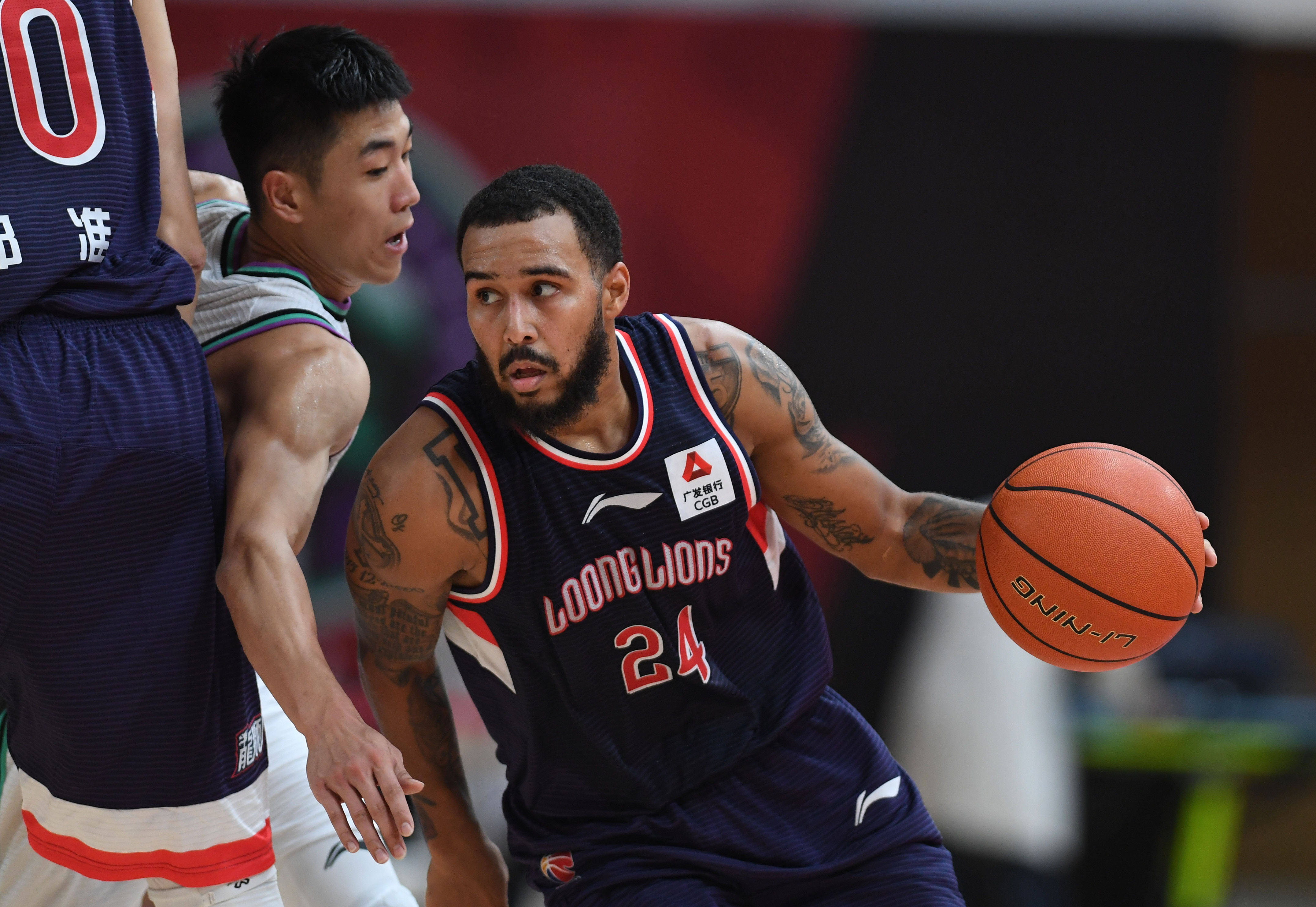 篮球——CBA第一阶段:时代中国广州胜山东西王