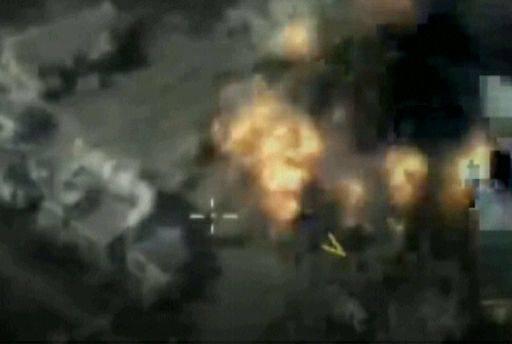 俄空袭叙利亚百人死亡,据称目标系向阿塞拜疆输送民兵的组织