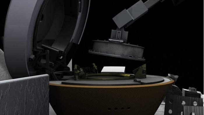 NASA提前行动 加紧回收存储OSIRIS-REx上的小行星土壤样本