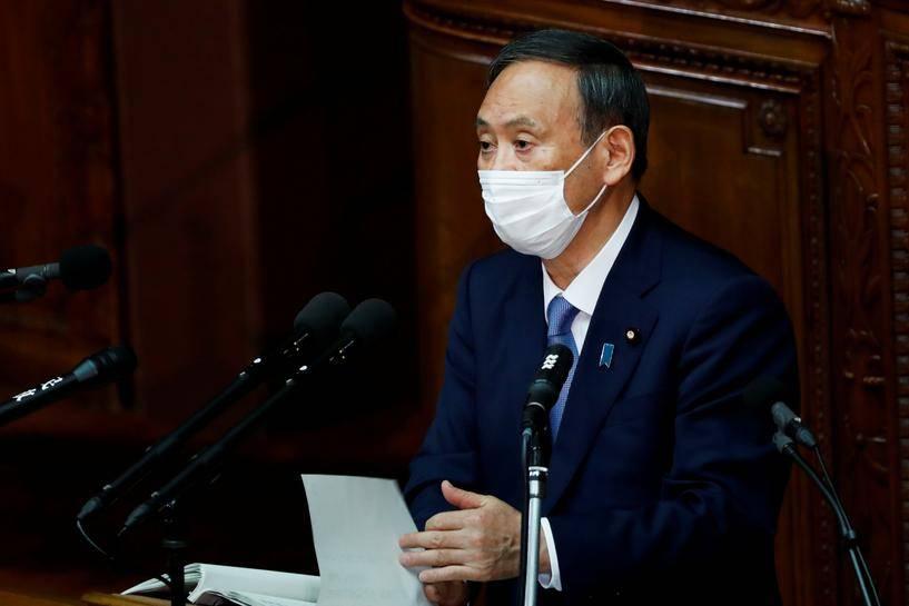 菅义伟就核污水排放问题表态:日本政府不会一直拖延