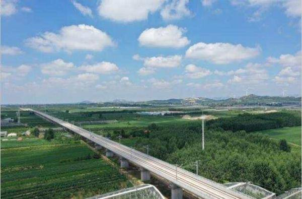 潍莱高铁结束联调联试进入运行试验阶段,开通在即