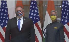 美印签署军事协议共享地理数据 印度导弹精度或将提升