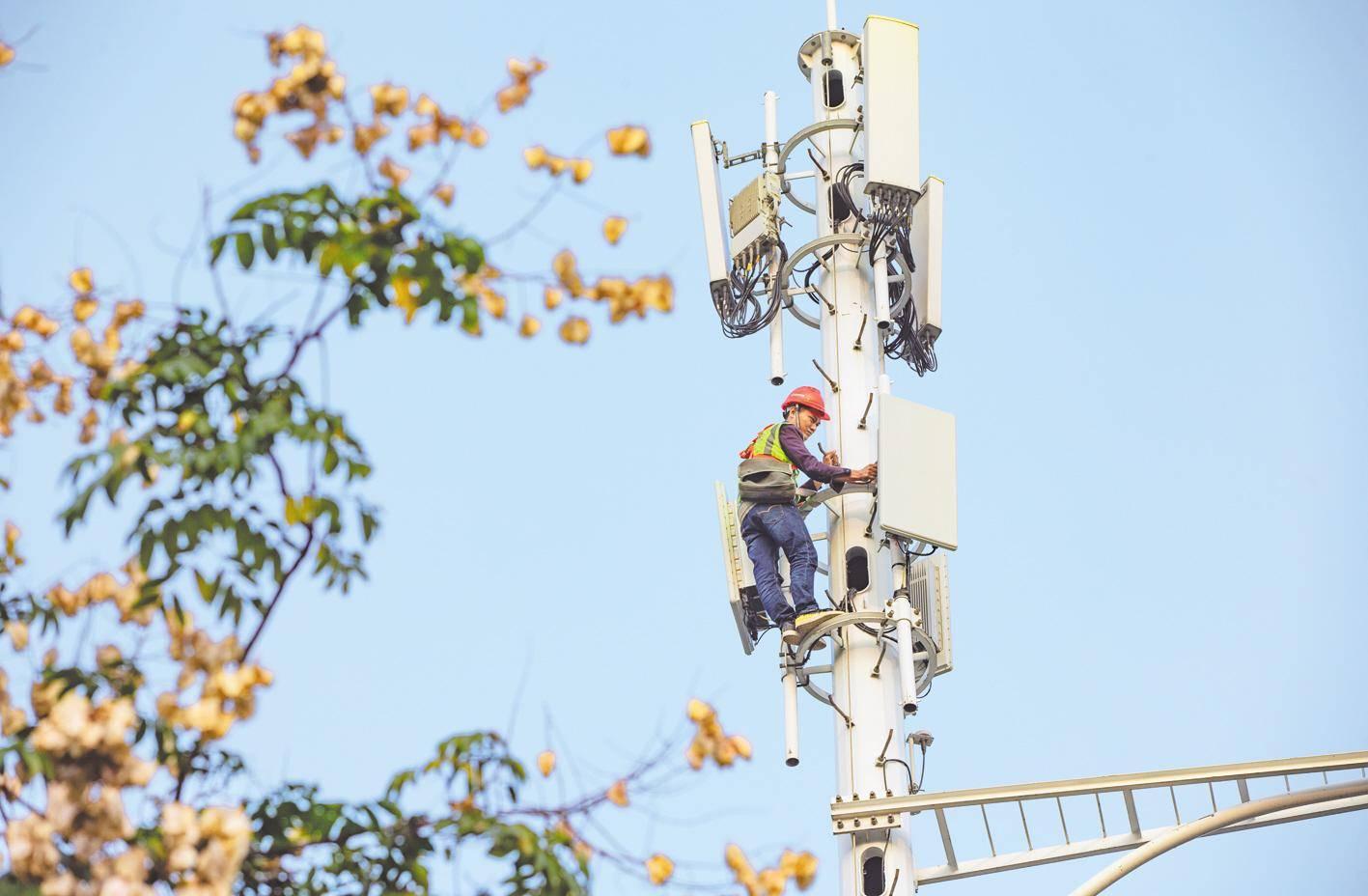 襄阳建成5G基站1600多个