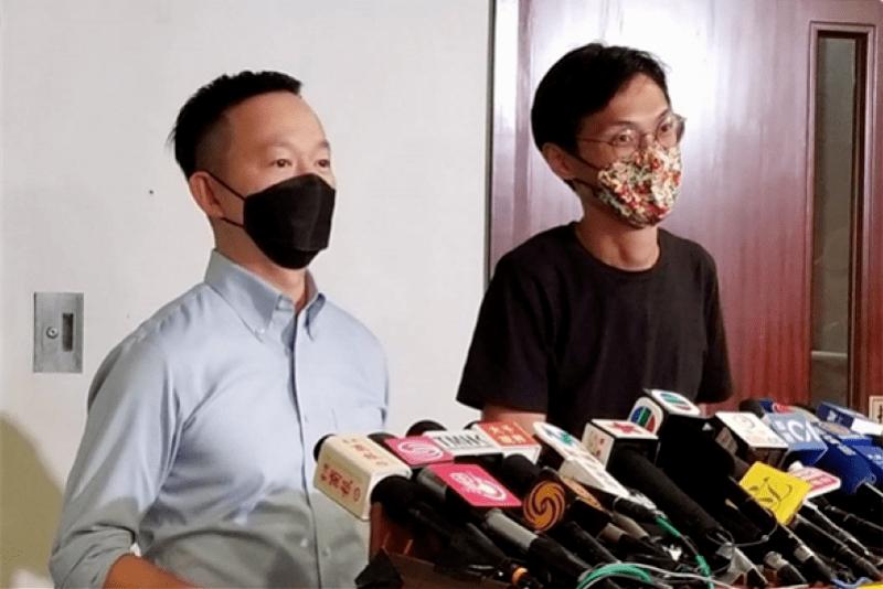 突发!多名香港立法会反对派议员被捕
