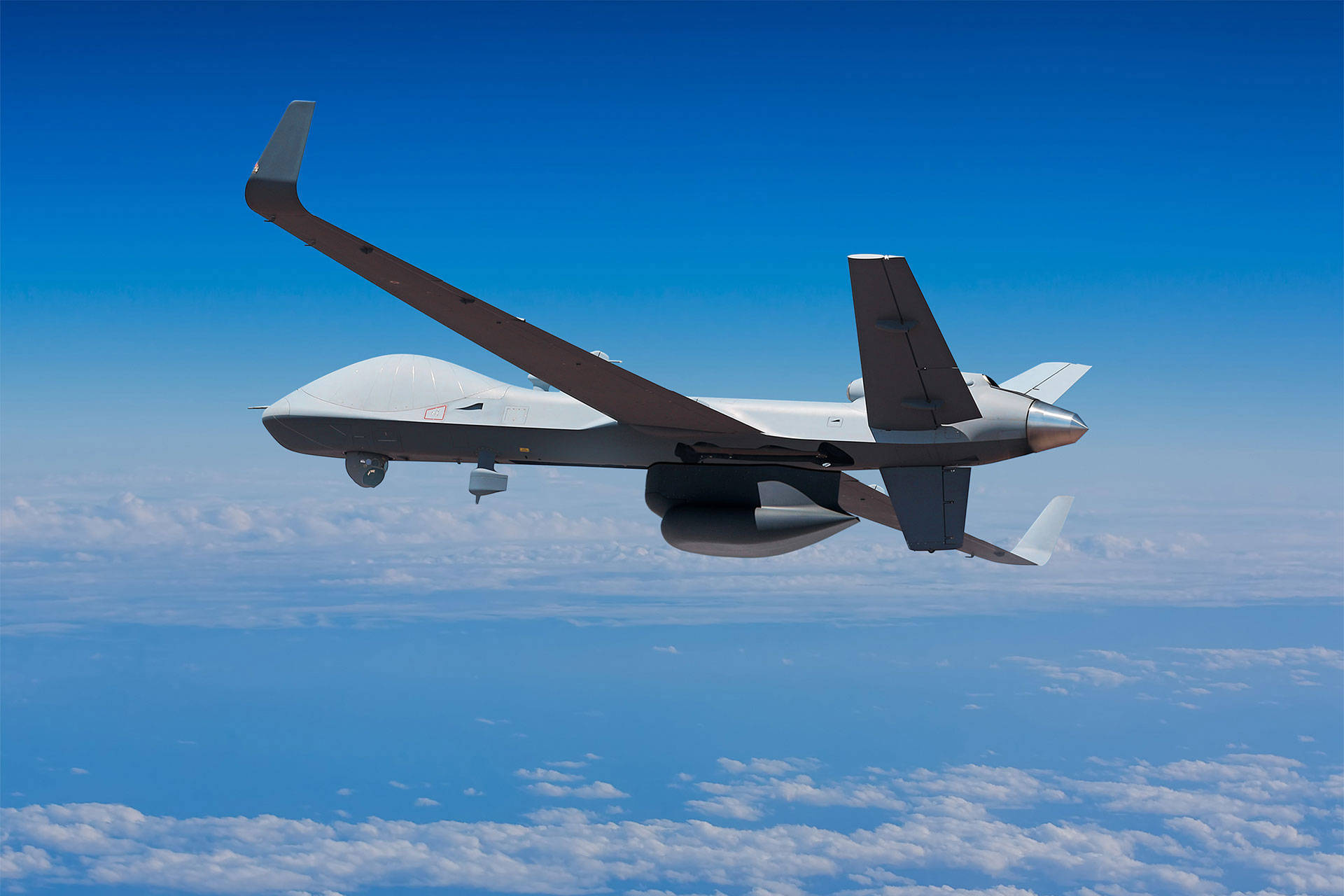 外媒称美国接近批准向台湾出售大型无人机
