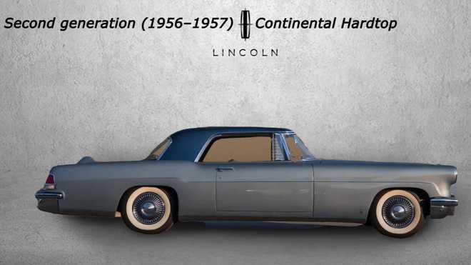 第10代车型走过了80年,最后一个林肯洲正式下线