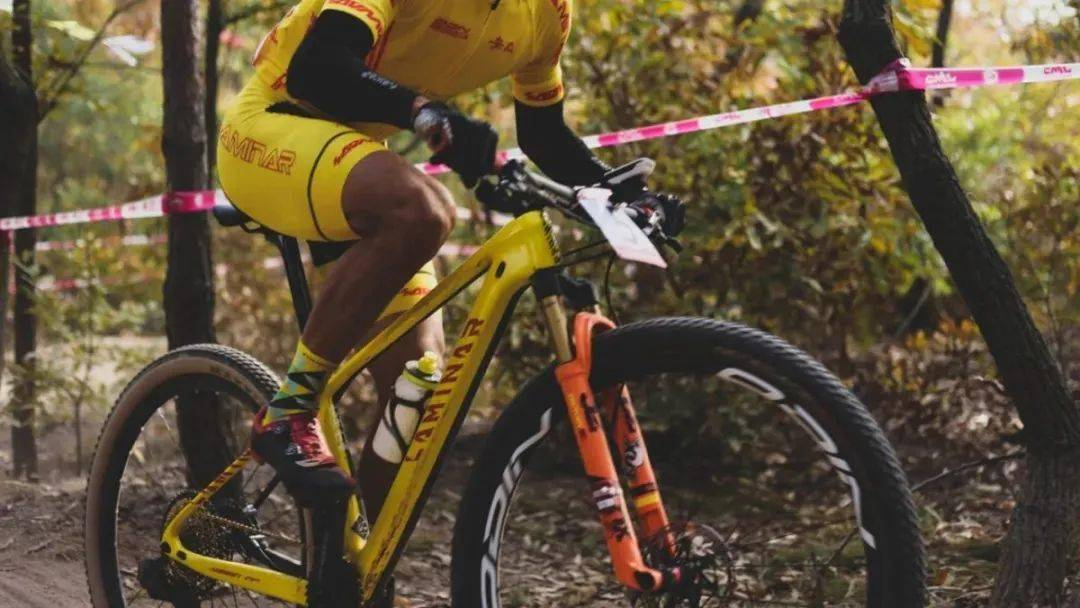 2020我国山地自行车联赛
