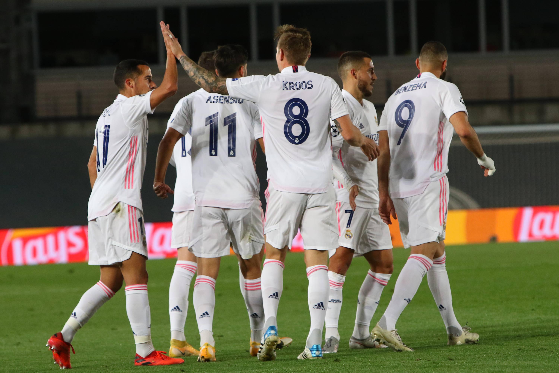 足球——欧冠:皇家马德