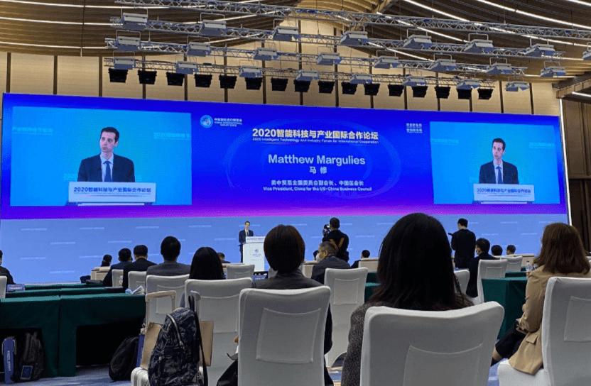 美中贸易全国委员会中国区会长:中国仍是美企首要优先市场之一
