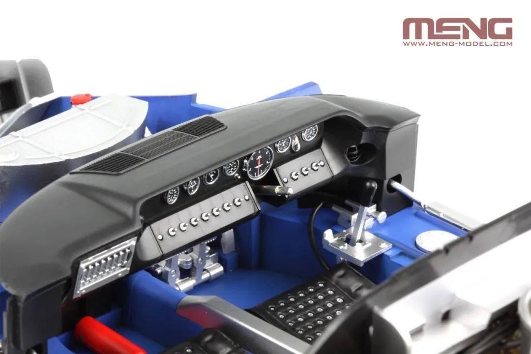福特GT40 Mk.II仿真模型