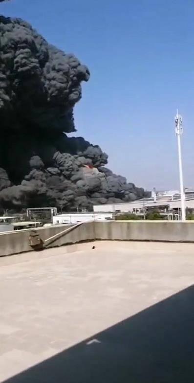 浙江一工厂发生火灾 浓烟滚滚 冬季火灾防范对策