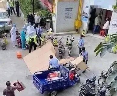 男子跳楼砸死无辜快递员,谁该承担赔偿责任?律师这么说……