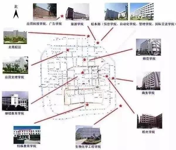中国大学校区数量排行出炉,最多的有12个校区!