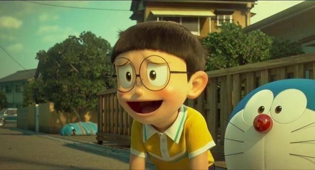 《哆啦A梦:伴我同行2》特别PV公开  想念奶奶的大雄乘坐时光机返回过去与奶奶相见