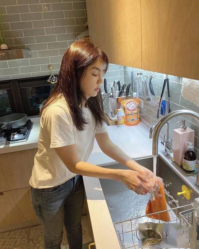 华语女团S.H.E成员——Ella陈嘉桦家的豪宅,羡慕吗?