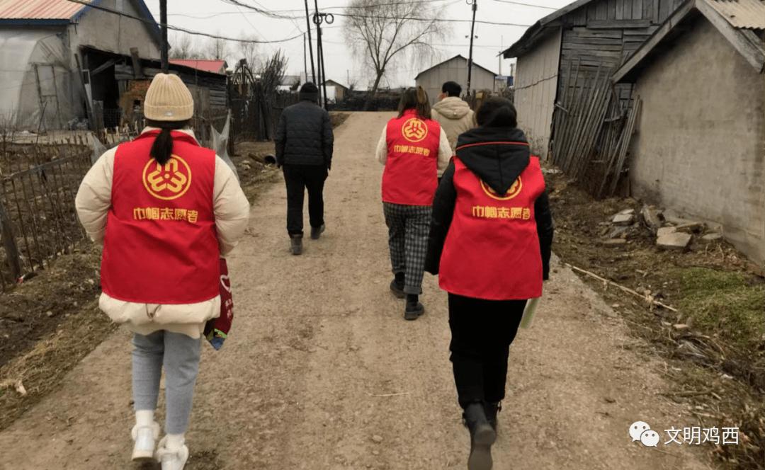 志愿者纪录片虎林市镇宝岛乡党委组织志愿者开展法制宣传活动