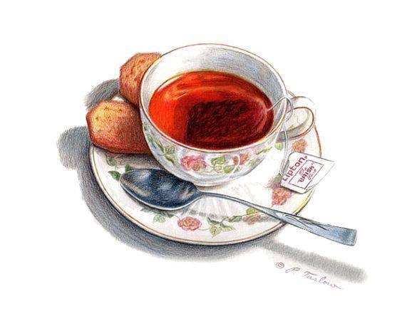 英国文化那些事--来一杯伯爵茶
