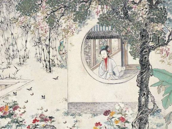 中华好诗词:玉楼春|离歌且莫翻新阕,一曲能教肠寸结