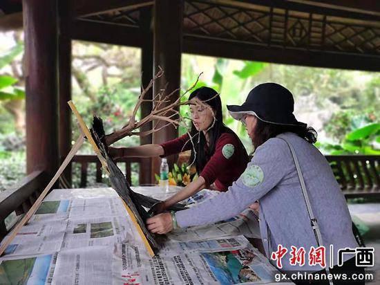 第十届中国花卉博览会广西赛区选拔赛在南宁启动