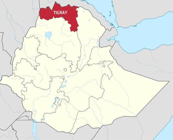 埃塞政府拒绝冲突调停,国防军逼近提格雷州首府