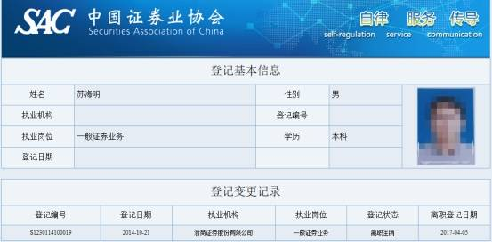 浙商证券前员工违法代2客炒股 交易额9亿亏损2300万