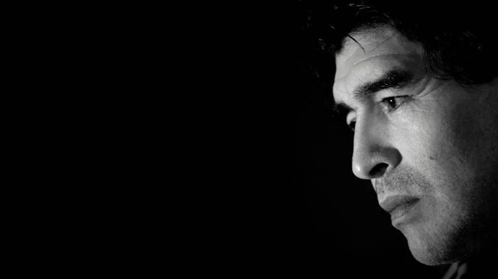 传奇球星马拉多纳突发心梗去世  阿根廷悼念三日'真人app'(图2)