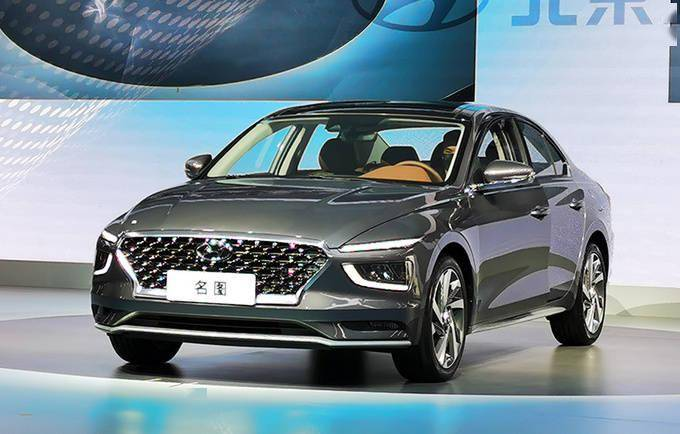 北京现代2021年3款重磅新车 全新名图领衔-增纯电版