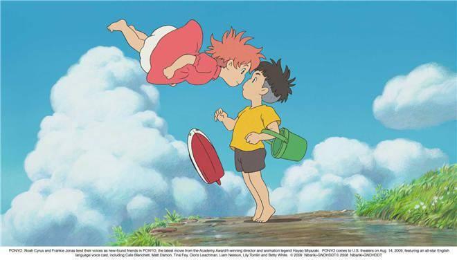 """宫崎骏珍爱之作《崖上的波妞》定档12月31日 大小朋友都能""""爱上这个世界"""""""