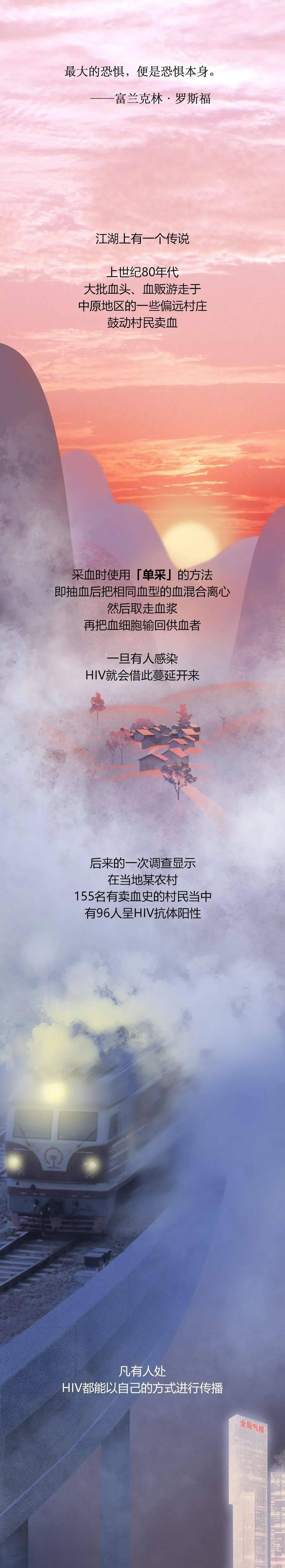 """""""局部气候调查组""""科普文:艾滋病交响诗 涨姿势 第18张"""