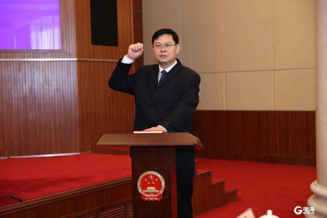 赵豪志任青岛市人民政府代理市长
