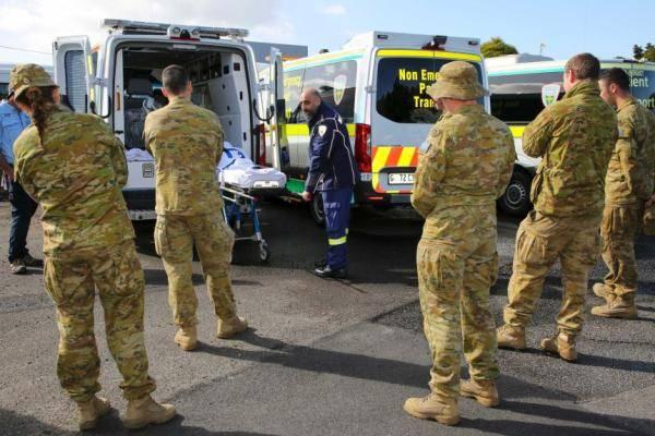 澳士兵抱怨:部署防疫比驻扎海外更糟,吃得差,还不让出门