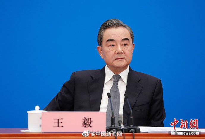 王毅谈2020年中国外交:坚定捍卫国家利益和民族尊严