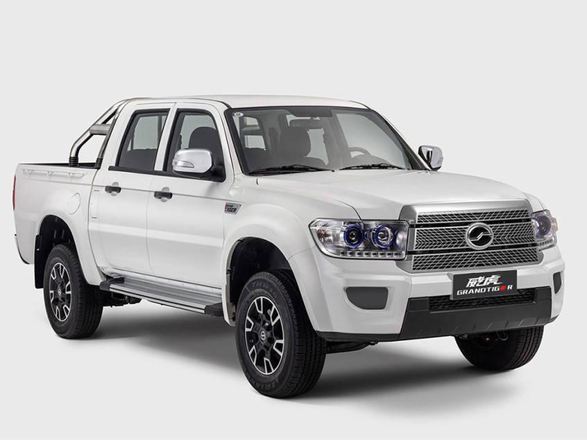 中兴胡伟下乡销售国六柴油车型起价7.98万元