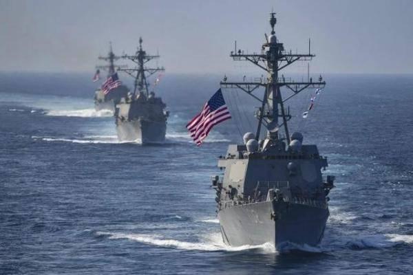美媒:白宫将提出大规模造舰新计划,牺牲航母来建小型军舰