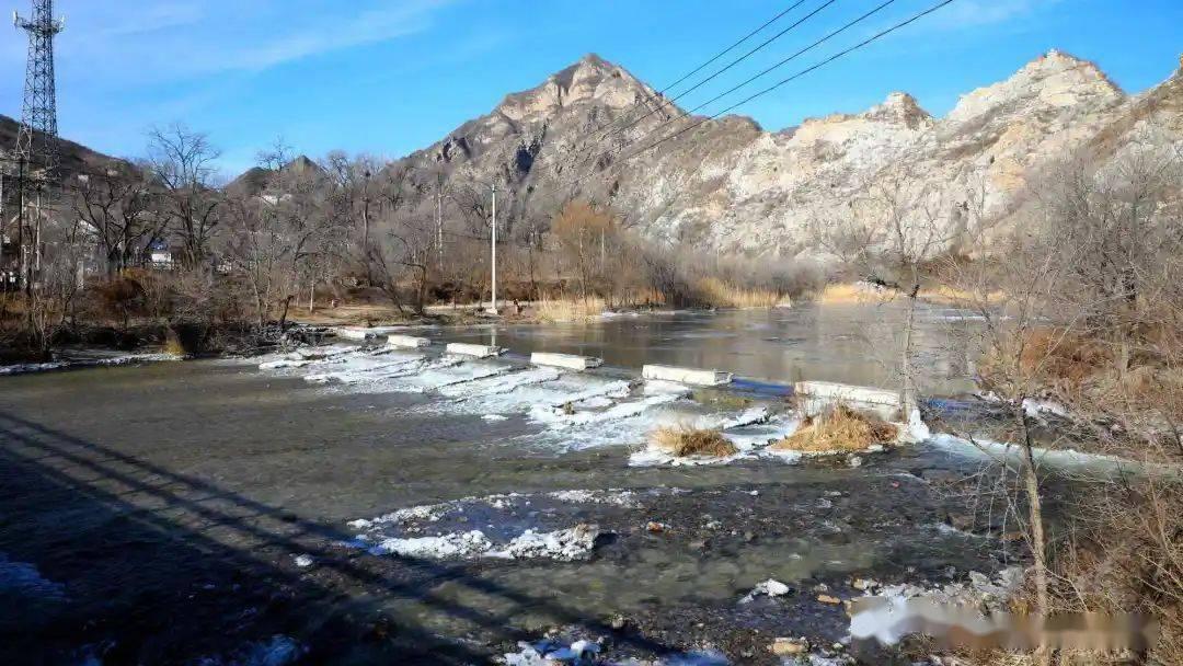 一年三次补水!永定河山峡段冬季生态补水工作已启动,