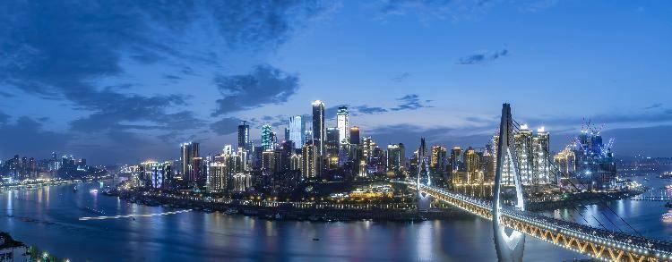 重庆轨道交通跨过的大桥,你认识哪些?