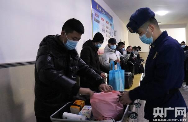 新兵入营,黑龙江省森防总队新训大队开展迎新活动