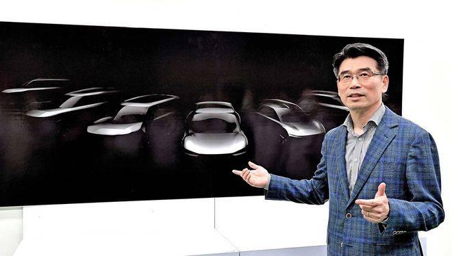 起亚新车规划曝光 未来7年共推18款新能源汽车