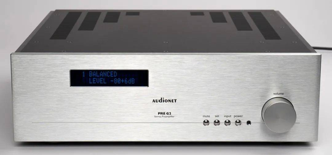 【器材测评】2,000,000 Hz 的真实质地:试听 Audionet Pre G2 前级