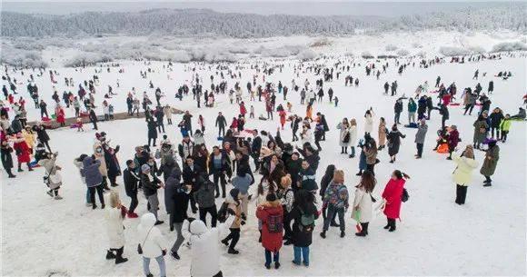 假期出行游景区请预约!1月1日武隆仙女山景区入园人数已达上限