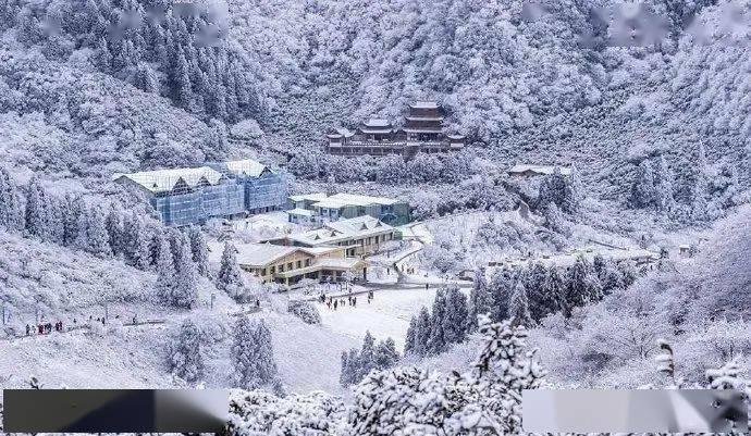 元旦假期,重庆哪些景区受欢迎?