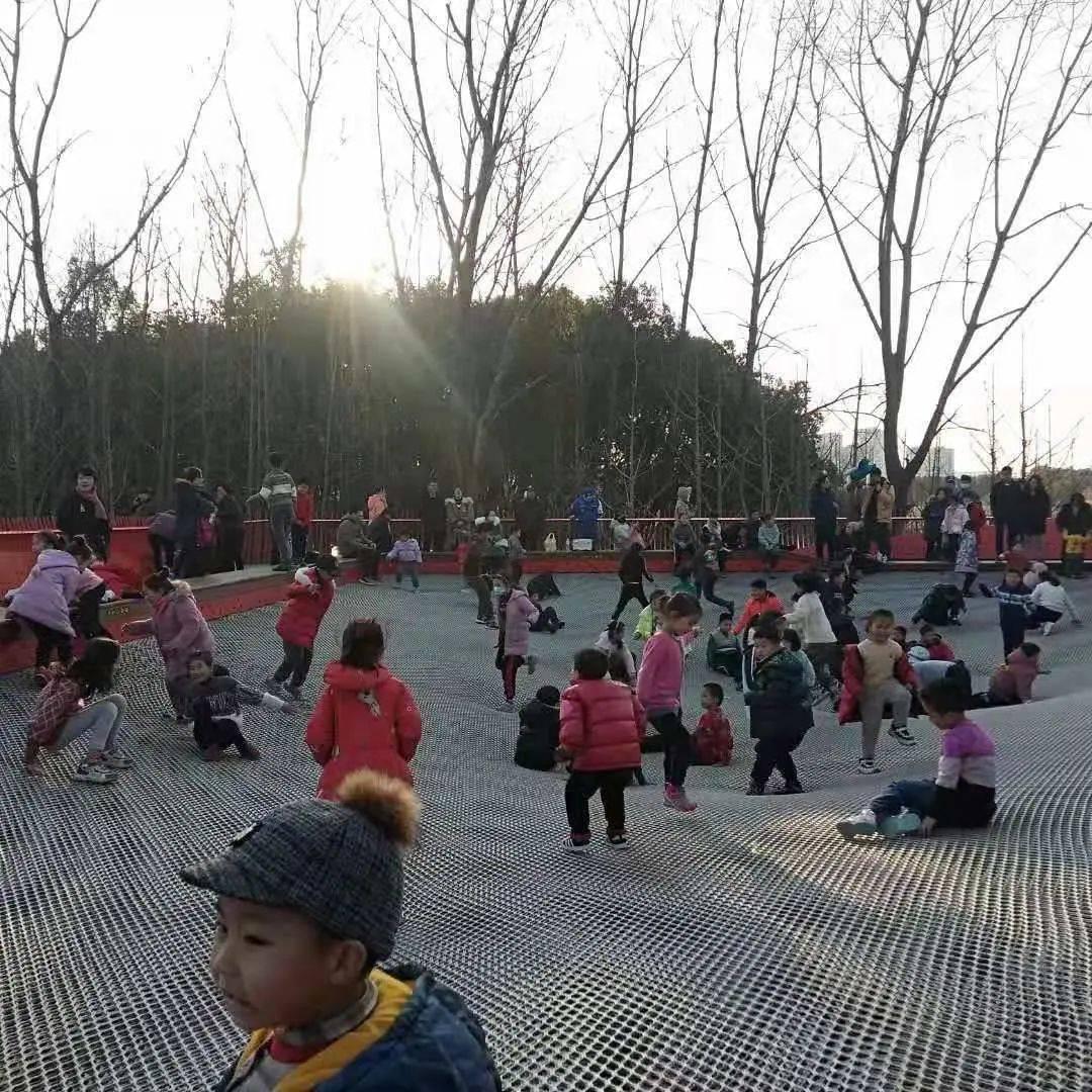 一大波新体验来袭!西南湖公园成元旦最红打卡地!