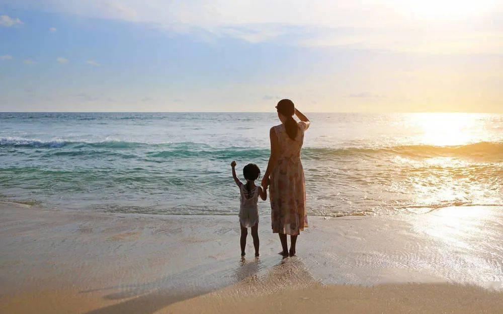 父亲的大格局,母亲的好情绪,是一个家最好的福气!