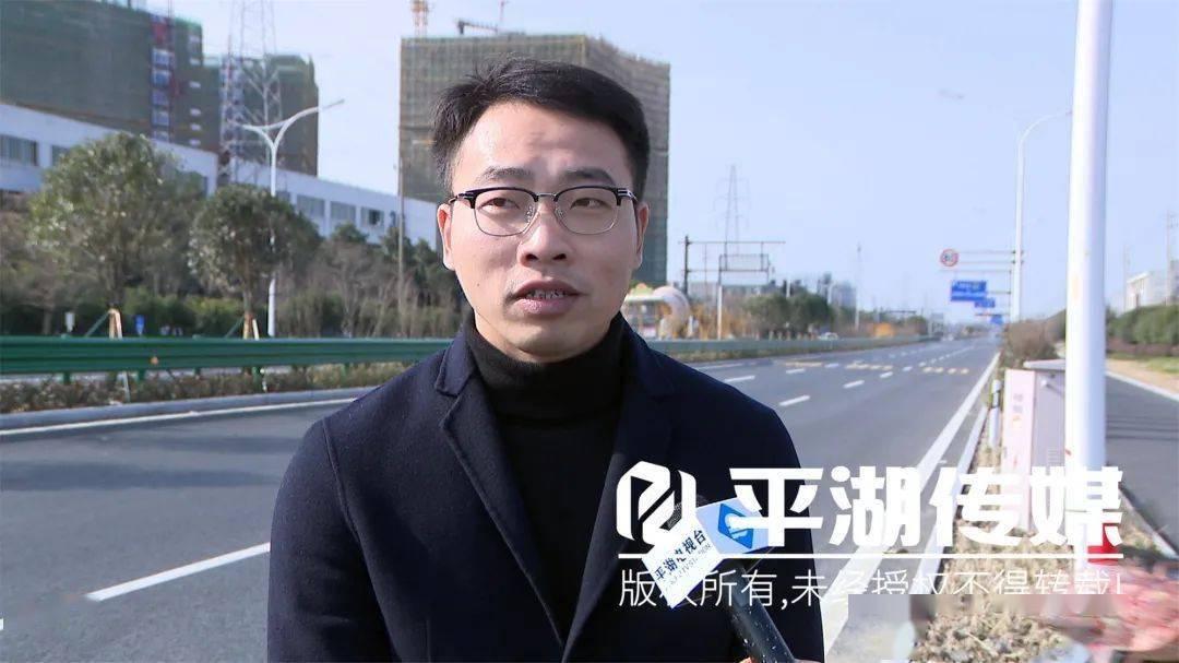 车程缩短半个小时!平湖这段连接上海的重要道路通车了!